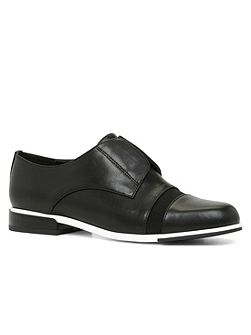 Cilang slip-on oxford shoes