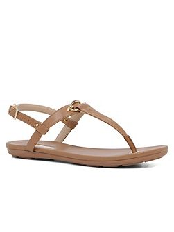 Gaella thong flat sandals