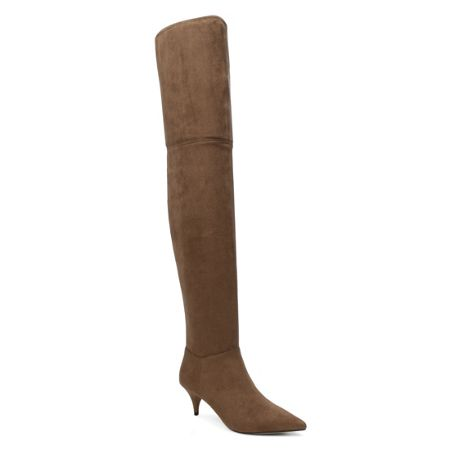 Aldo Beilla kitten heel over the knee boots