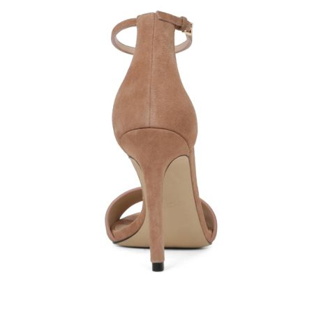 Aldo Fiolla two-piece high heel sandals