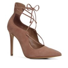 Aldo Stylia lace up stiletto courts