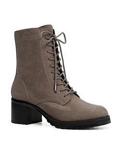 Crowl lace up ankle boots