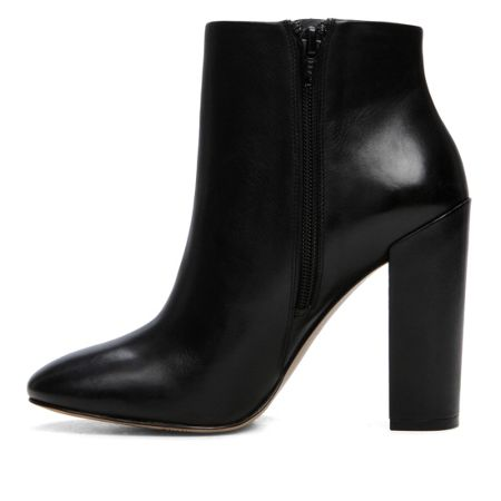 Aldo Aravia stacked heel ankle boots