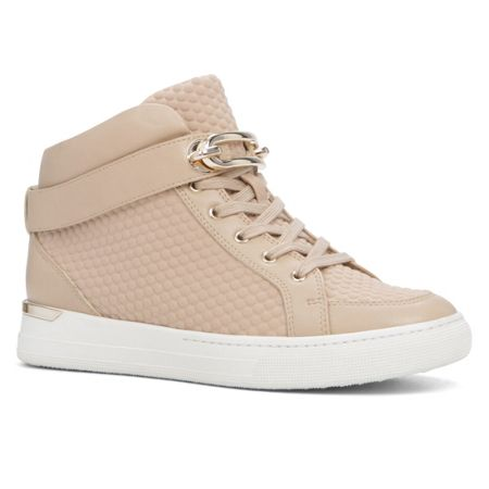 Aldo Storo lace-up trainers