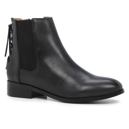 Aldo Boudinot flat ankle boots