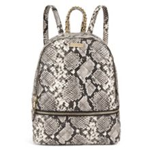 Aldo Derolphi quilted backpack
