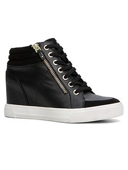 Ottani lace-up trainers
