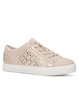 Strome lace-up trainers