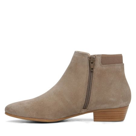 Aldo Siman flat ankle boots