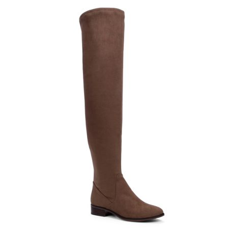 Aldo Elinna flat over the knee boots