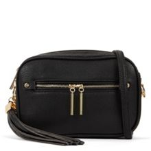Aldo Galaniel Tassel Cross Body Bag