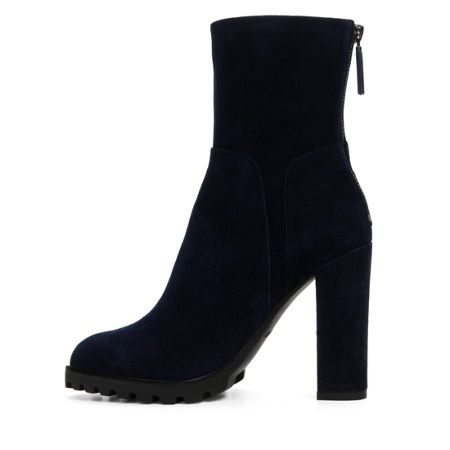 Aldo Fresa stacked heel ankle boots