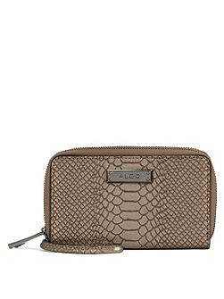 Noedia zip around purse