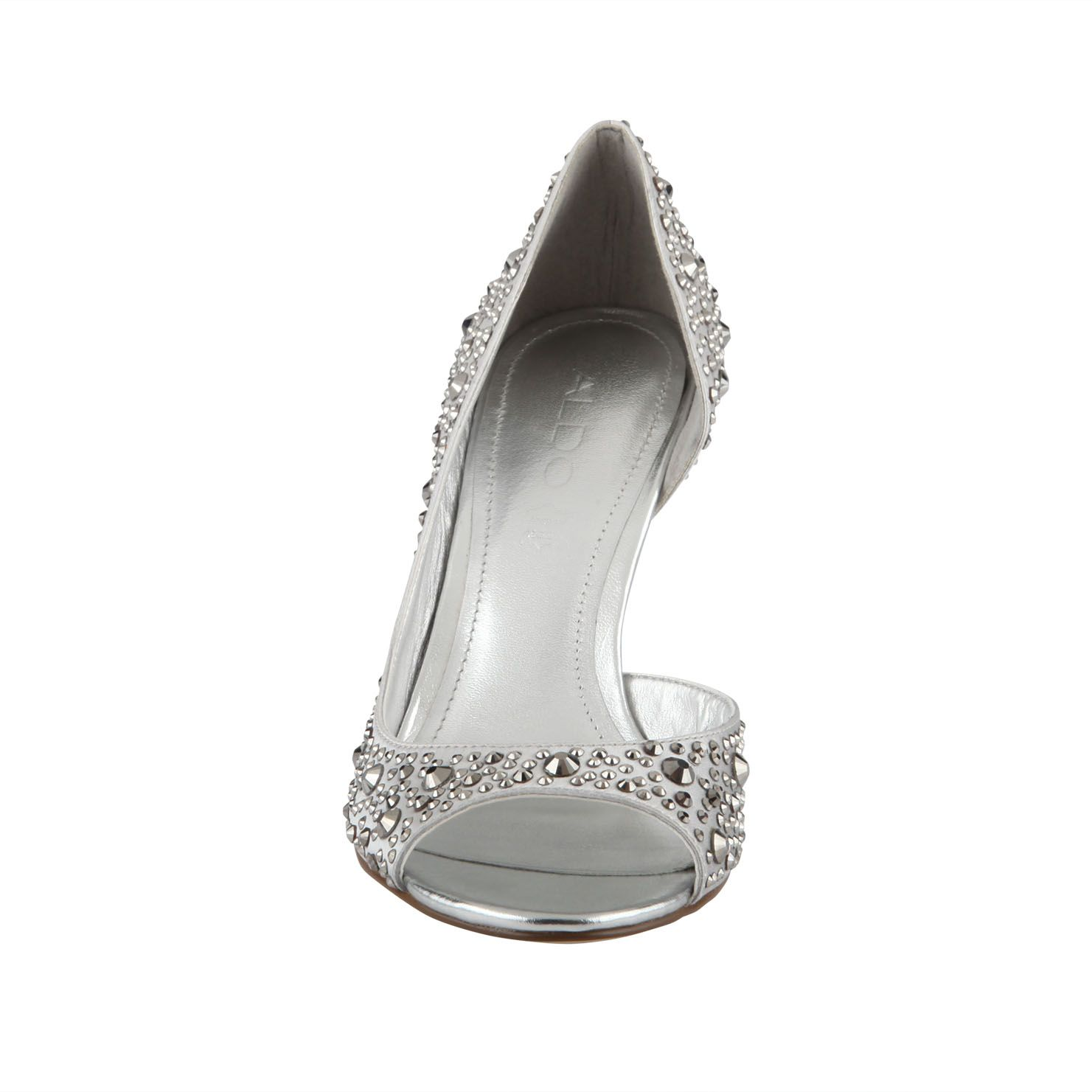 Aelizia Peep Toe Court Shoes