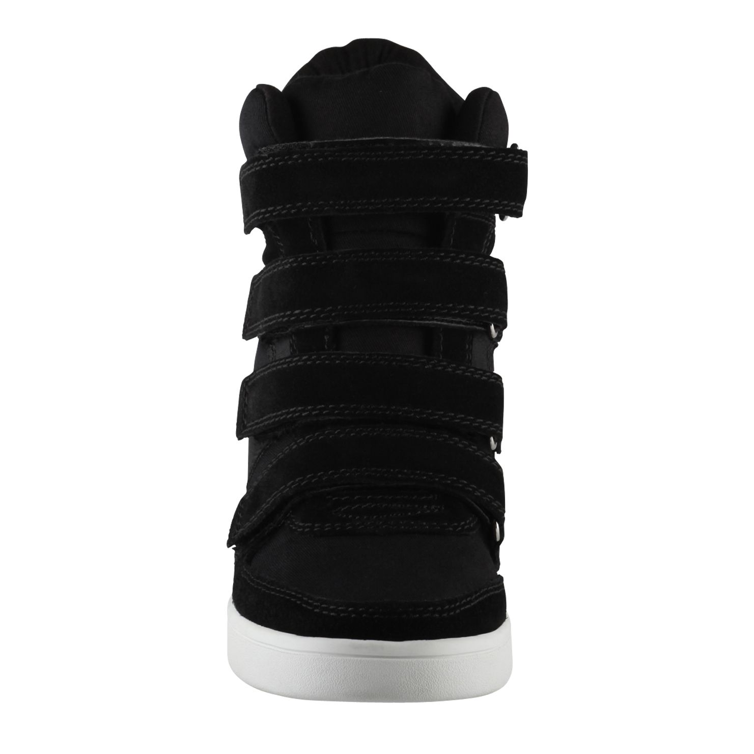Chism hi top wedge trainer shoes
