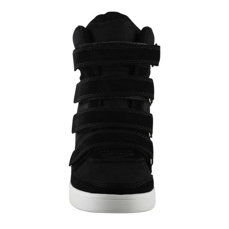 Aldo Chism hi top wedge trainer shoes
