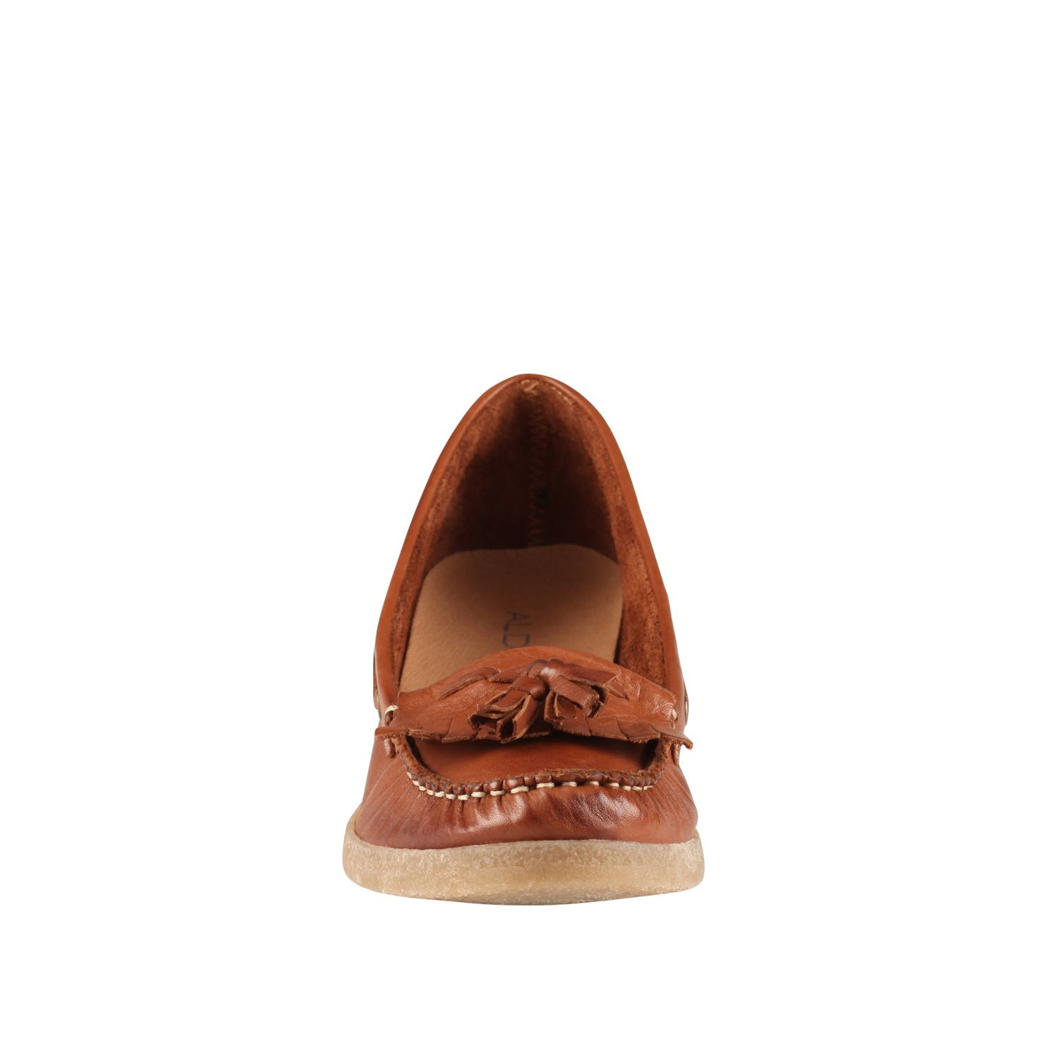 Rennee loafer wedge shoes
