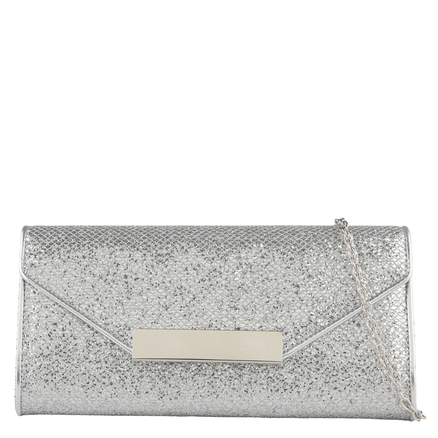 Gower clutch bag
