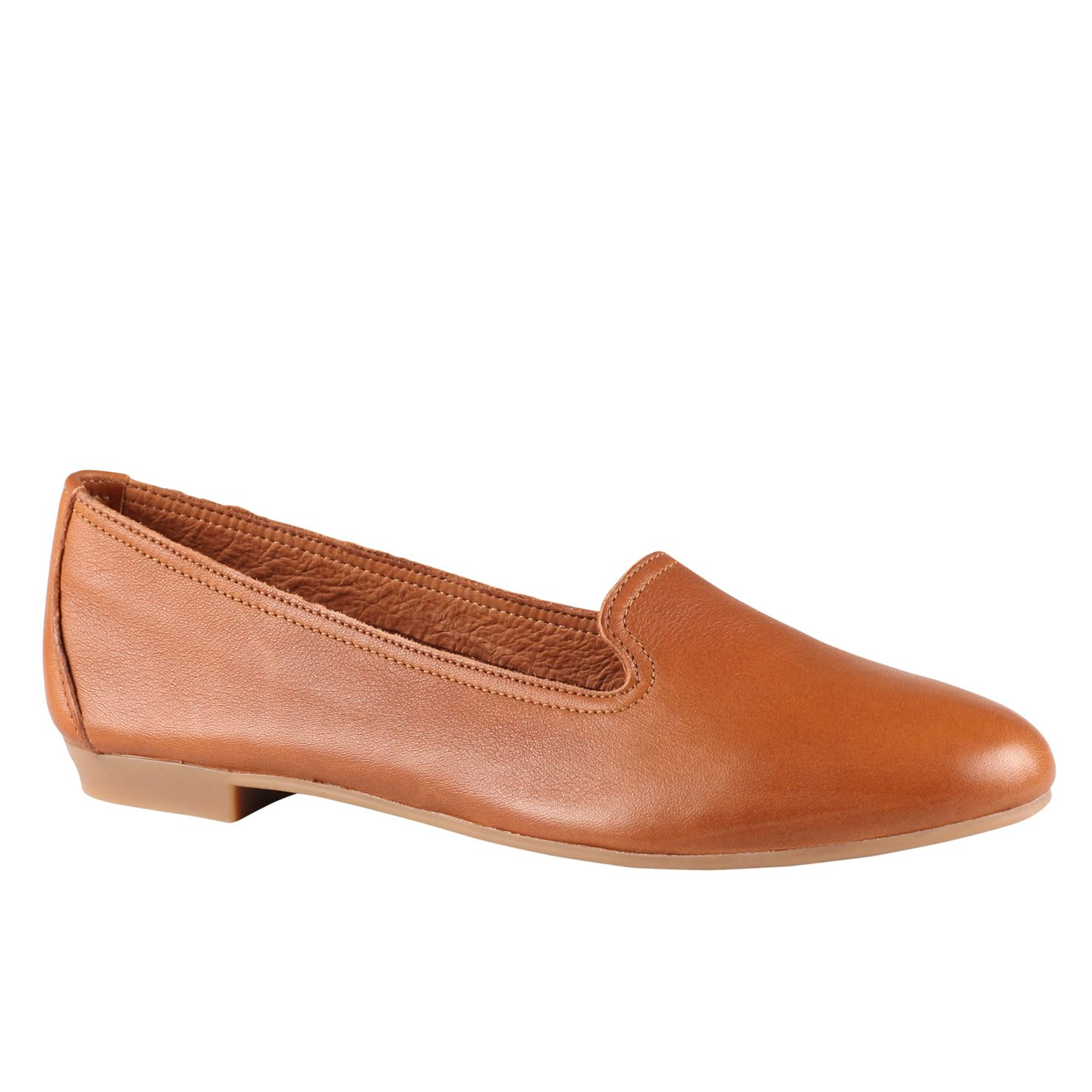 Zenica leather loafer shoes