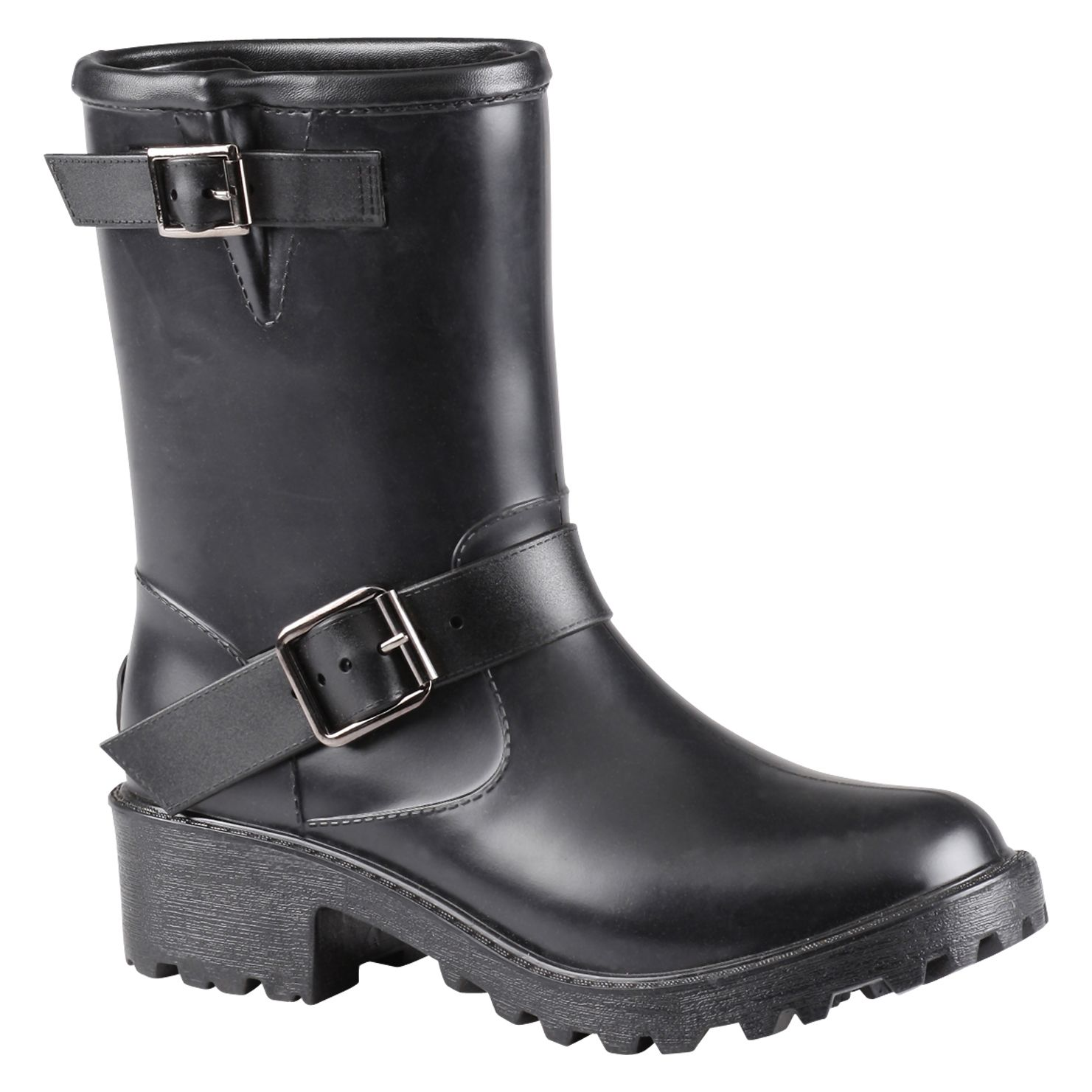 Julinek Block Wellington Boots