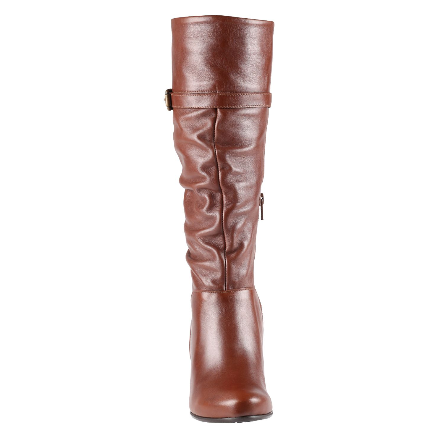 Kosarek block almond toe boots