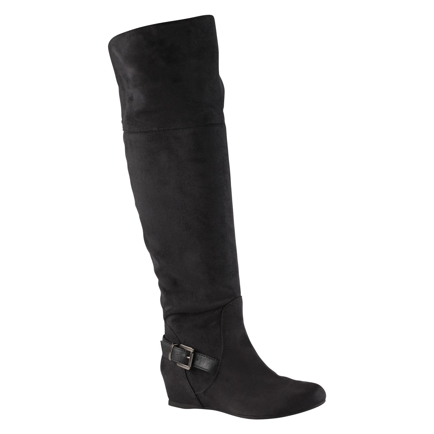 Skarivano Knee High Boots