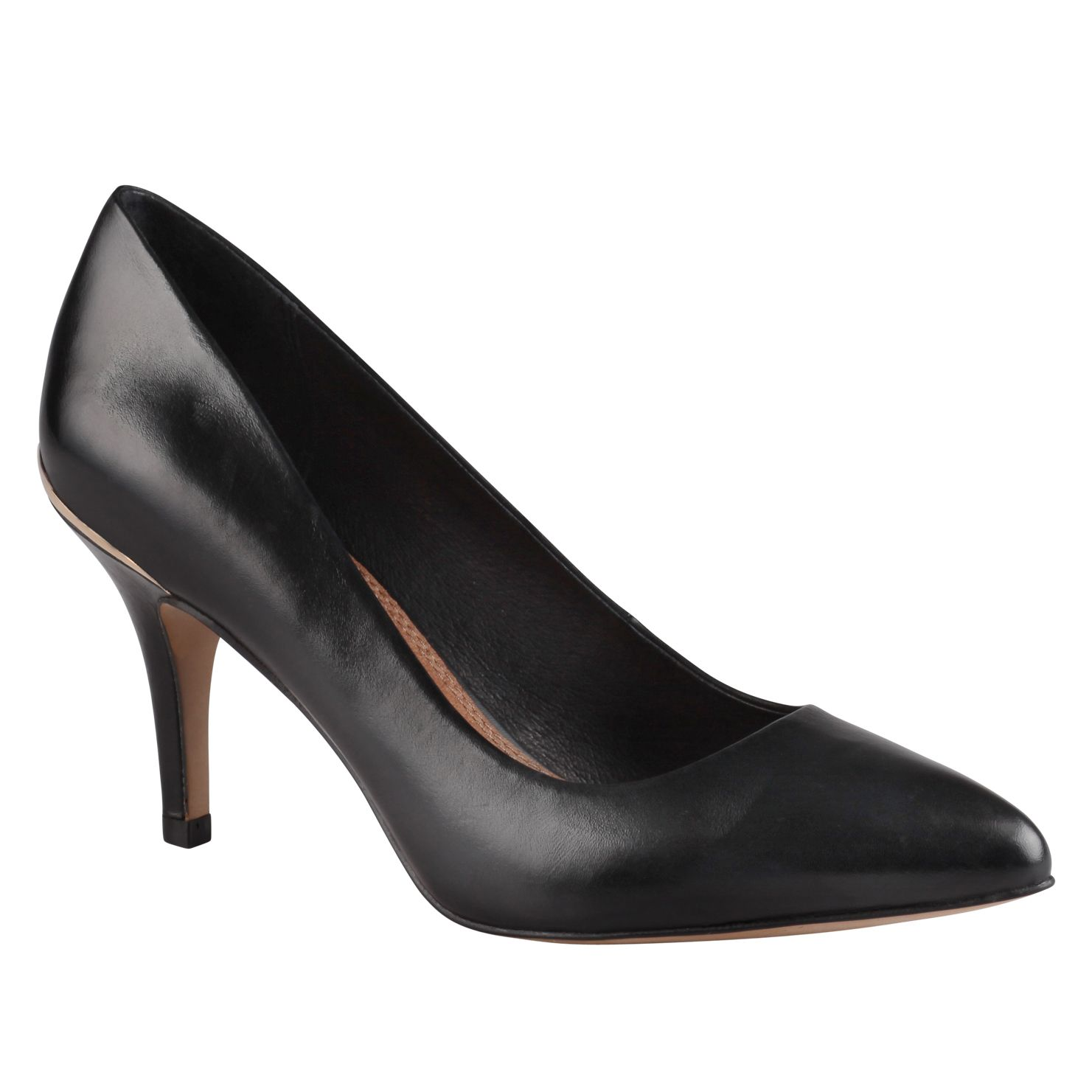 Bambari Mid Stilleto Court Shoes