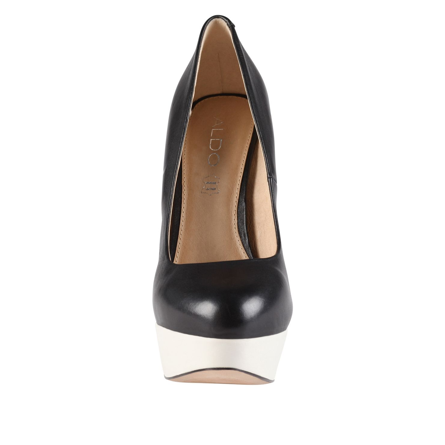 Haronik Platform Court Shoes