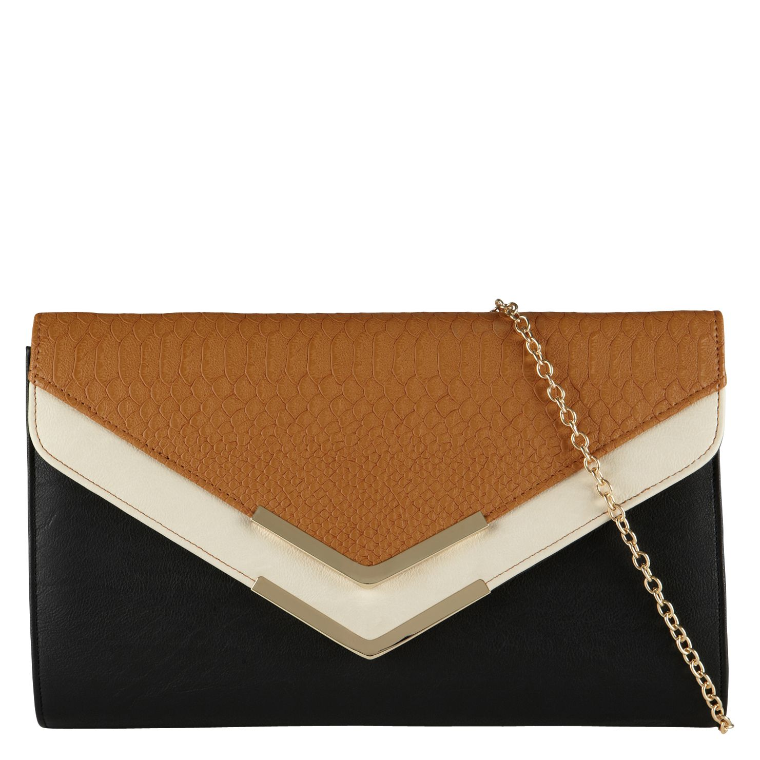 Elroissa clutch bag