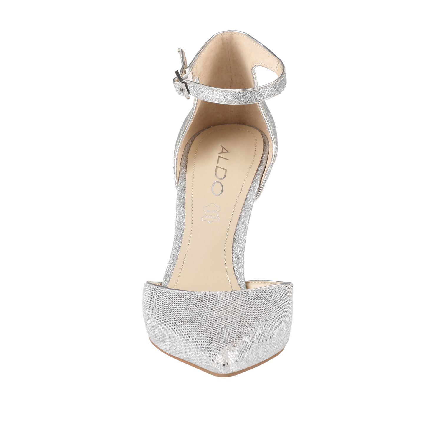 Anklam pointed toe stilleto court shoes