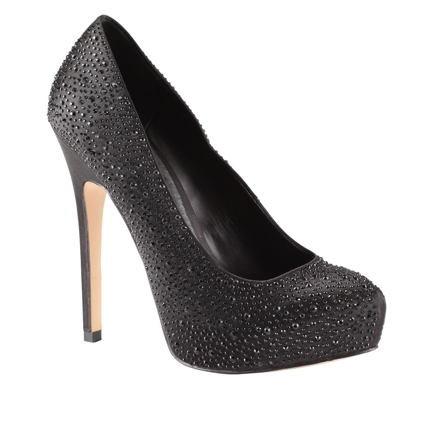 Jayroe almond toe stilleto court shoes