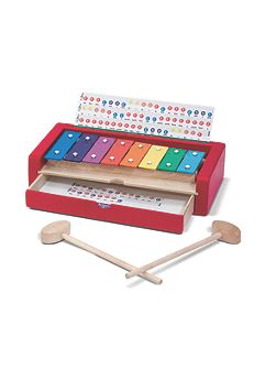 Wooden Learn-to-Play Xylophone