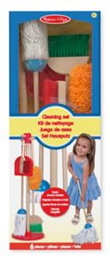 Melissa & Doug Lets Play House! Cleaning Set