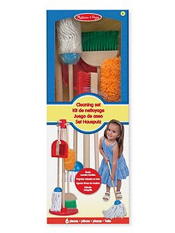 Lets Play House! Cleaning Set
