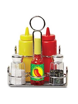 Food Condiments Set