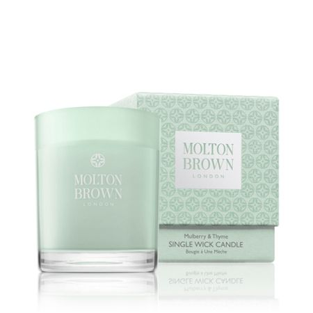 Molton Brown Mulberry & Thyme Single Wick Candle