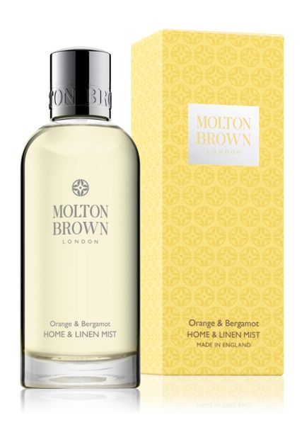 Molton Brown Orange & Bergamot Home & Linen Mist