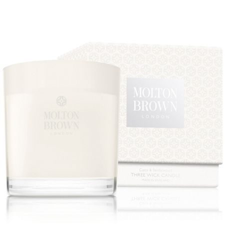 Molton Brown Coco & Sandalwood Three Wick Candle