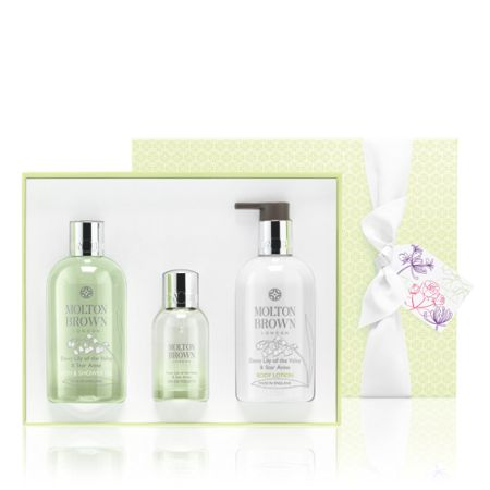 Molton Brown Lily Of The Valley Fragrance Gift Set