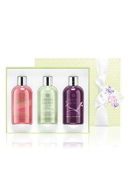 Timeless Florals Bathing Gift Trio