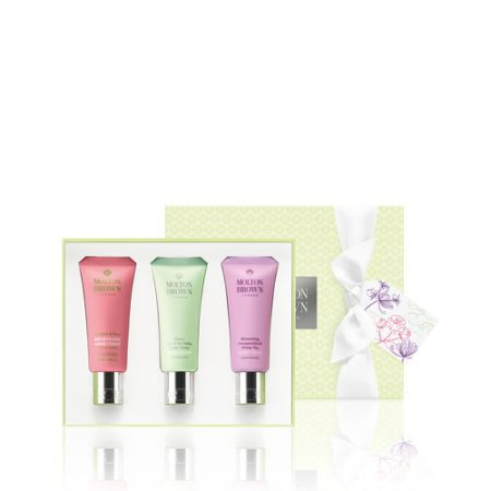 Molton Brown Timeless Florals Hand Cream Gift Trio