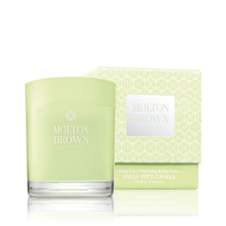 Molton Brown Lily of the Valley Single Wick Candle