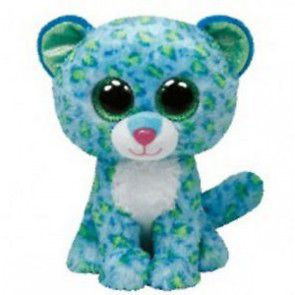 TY Leona the Leopard 9 Boo Buddy 34102