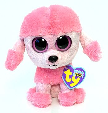TY Princess the Poodle 6 Beanie Boo 36039