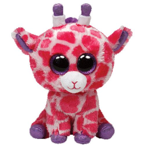 TY Twigs the Giraffe 6 Beanie Boo 36739