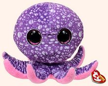 TY Legs the Octopus 6 Beanie Boo 36740
