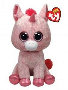 Beanie Boo Rosey the Unicorn