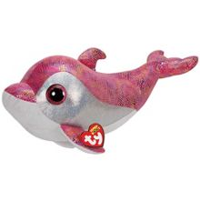 TY Sparkles The Dolphin Large Beanie Boo