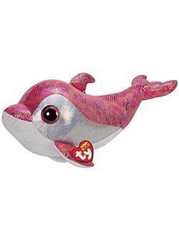 Sparkles The Dolphin Large Beanie Boo