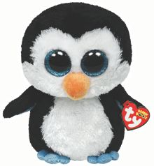 Beanie Buddy Waddles the Penguin